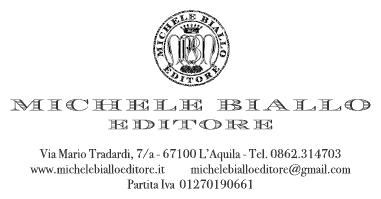 Logo Michele Biallo editore web